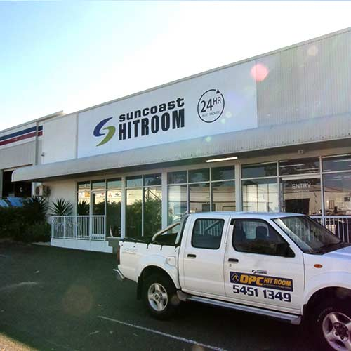 The Hitroom Maroochydore Sunshine Coast - Part of Suncoast Fitness Group Facilities